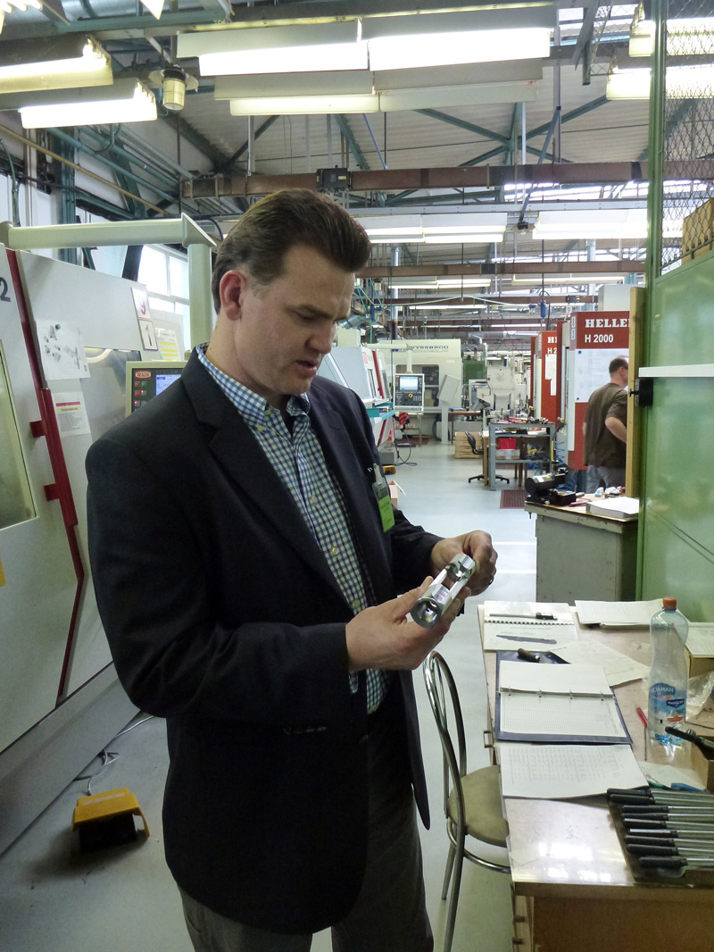 Touring the CZ plant in Czech Republic « Holik on Shooting